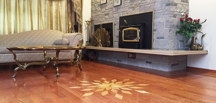 Contact Chavoshi Hardwood Flooring